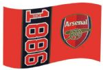 Arsenal Football Club Large 5ft x 3ft Flag (SN)